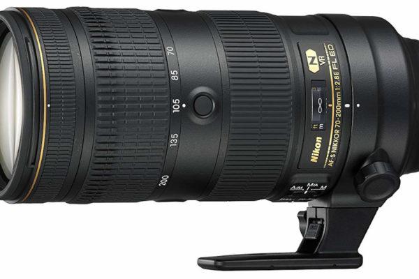 Nikon Obiettivo AF-S Nikkor 70-200 mm f2.8E FL ED VR
